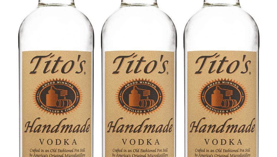 Us Brand Tito S Handmade Vodka Wins Tesco Listing News The Grocer