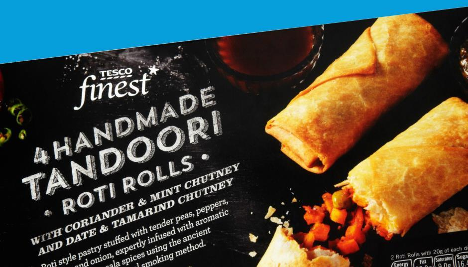 Tesco Tandoori Roti Rolls Acid Test Product Testing The Grocer