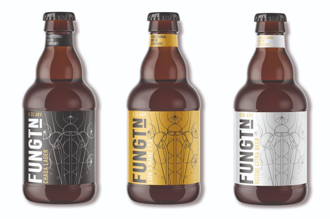 В Великобритании появилось пиво с добавлением лекарственных грибов