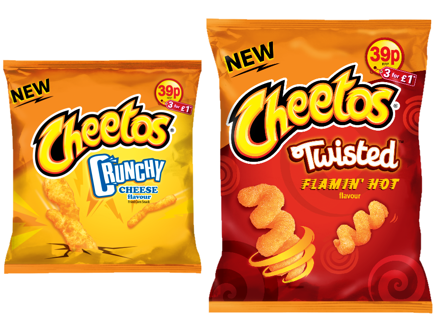 PepsiCo to distribute Cheetos in UK for first time in 25 years