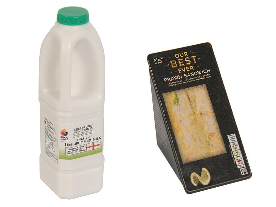 Marks And Spencer M/&S Little Shop Mini Food Collectable Chicken Kievs