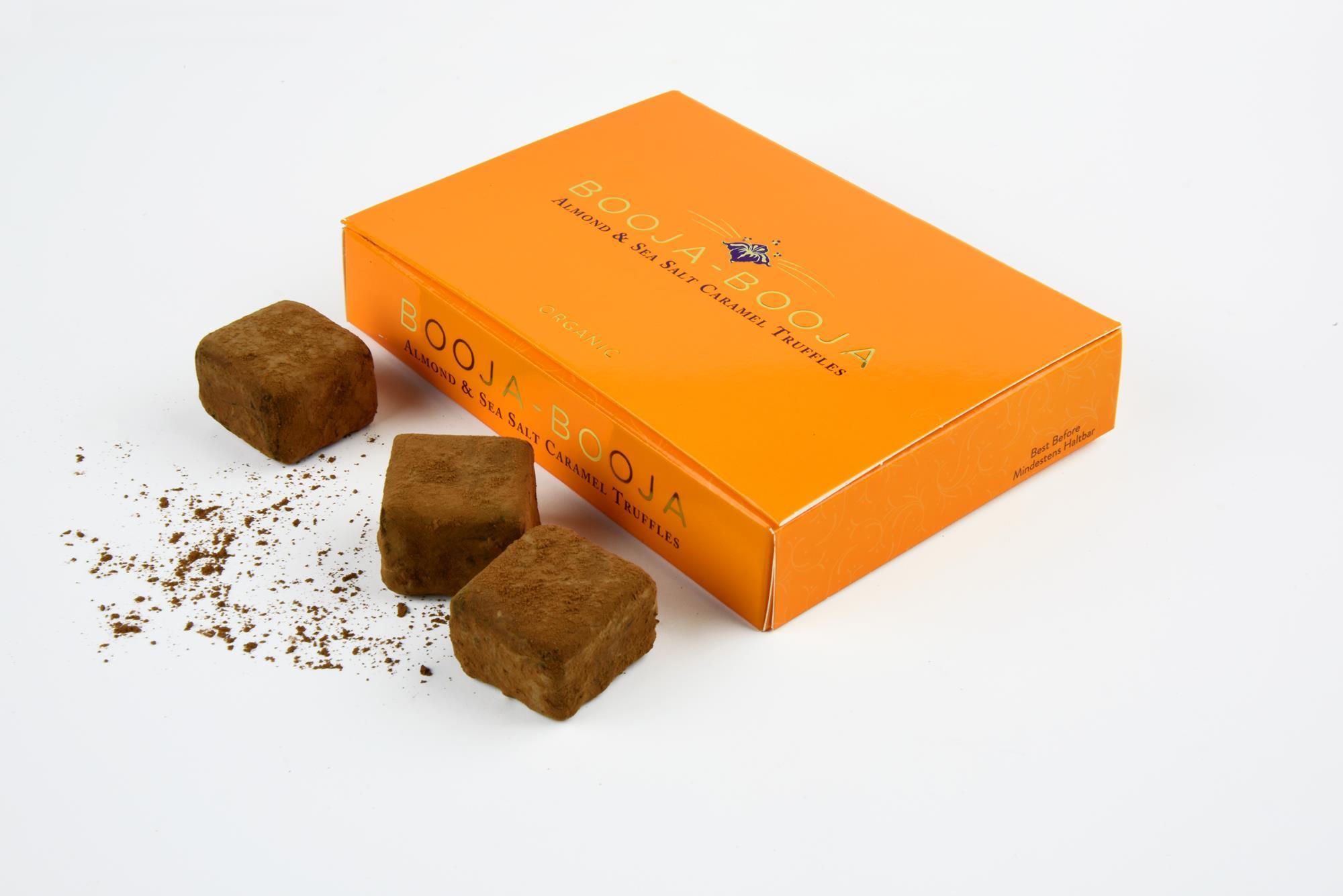 Booja Booja Unveils Chilled Chocolate Truffle Range News