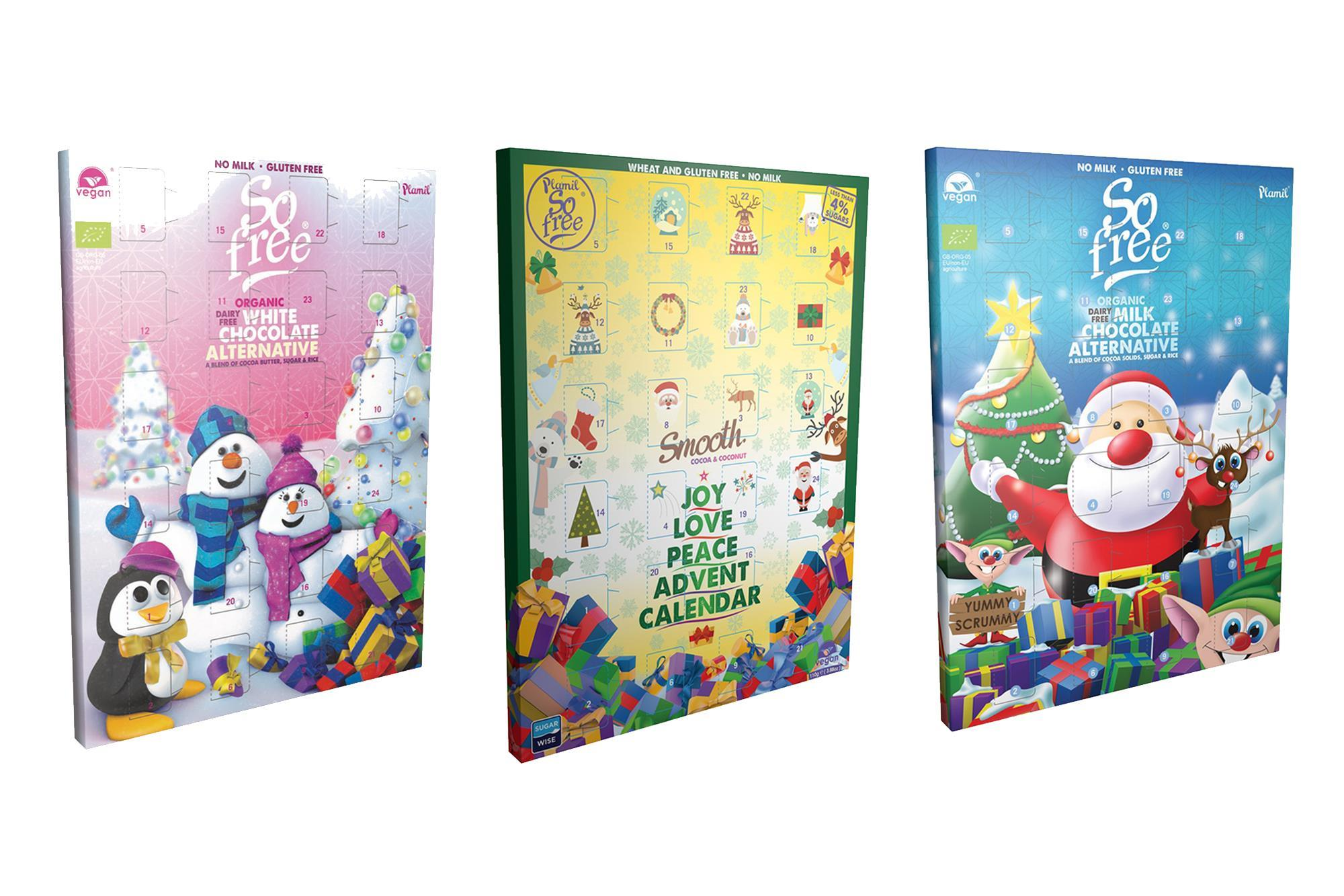 10 Food Drink Advent Calendars Launching For Christmas