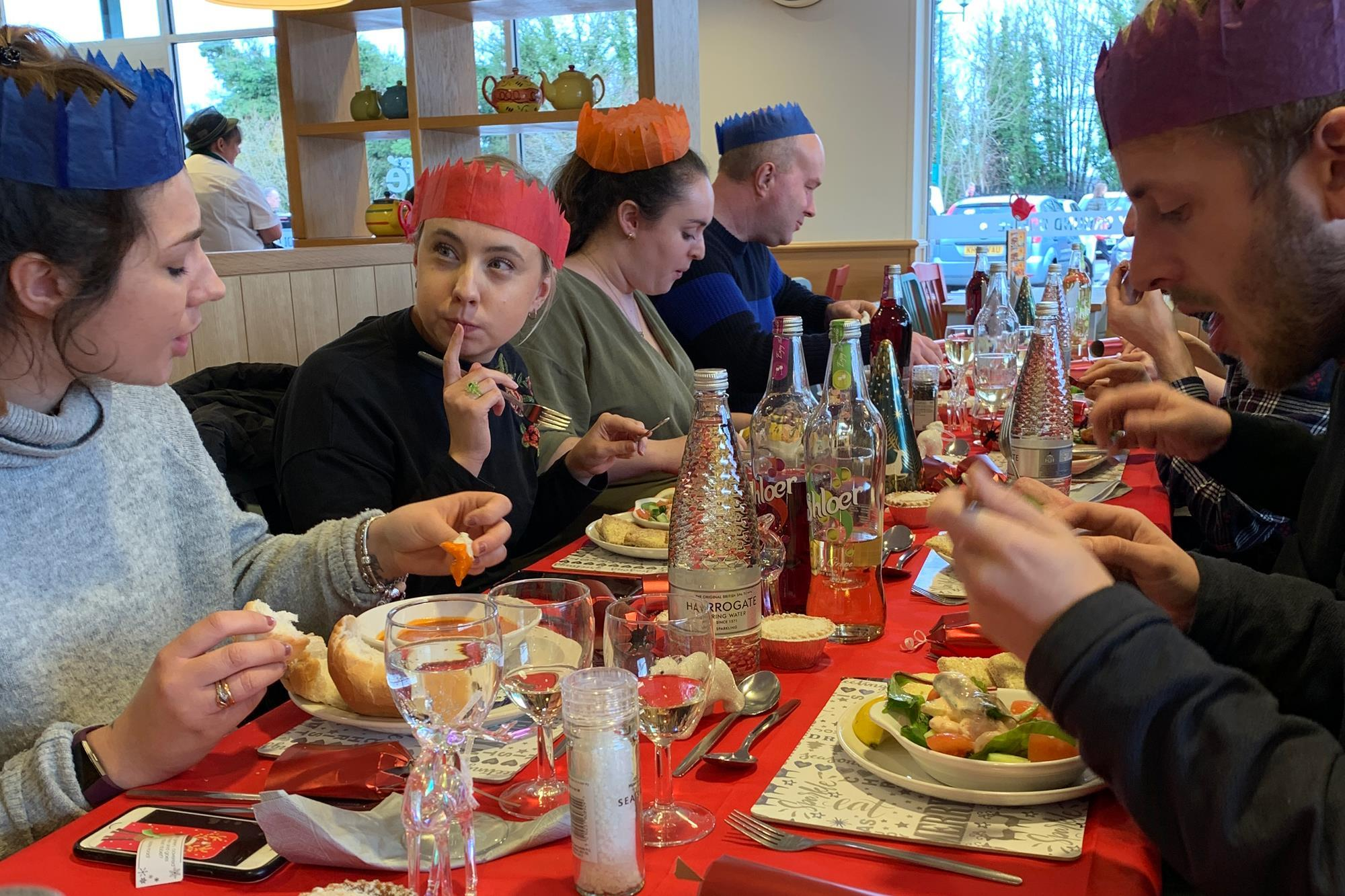 Review The Grocer Ate Christmas Dinner In Morrisons Heres