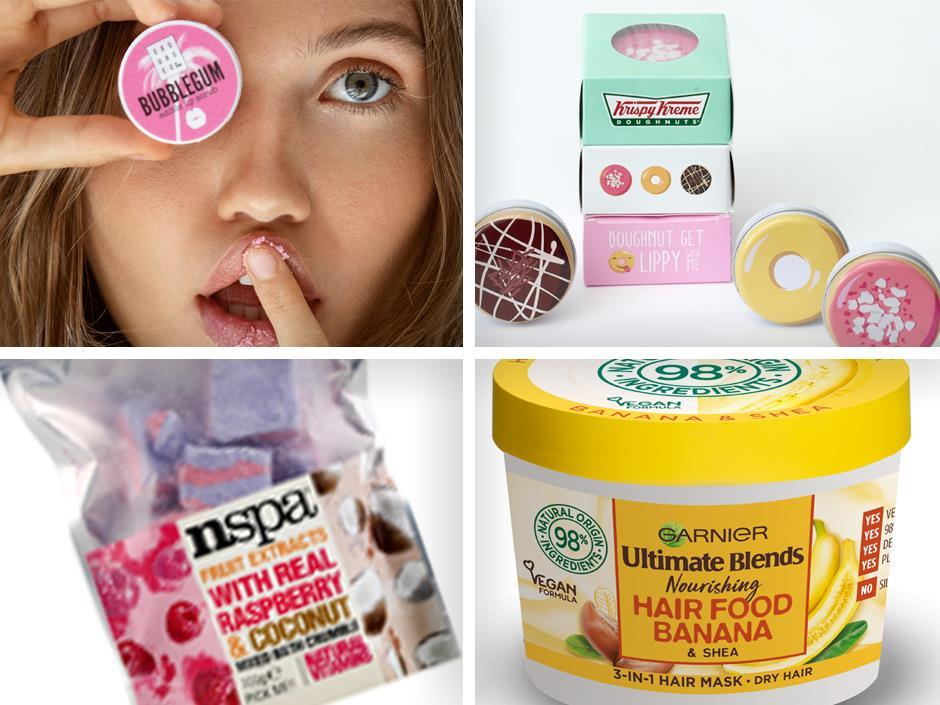 8a5a9747616 Third of shoppers tempted to eat their beauty products as 'foodie beauty'  trend booms