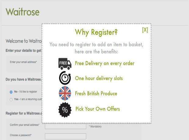 Waitrose Online Orders Rise 24 Using Personalisation Technology News The Grocer