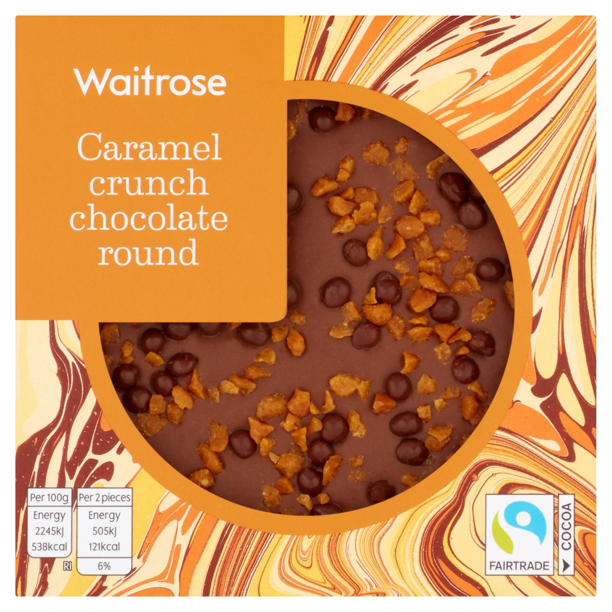 Waitrose Unveils Round Chocolate Range To Replace Hotel