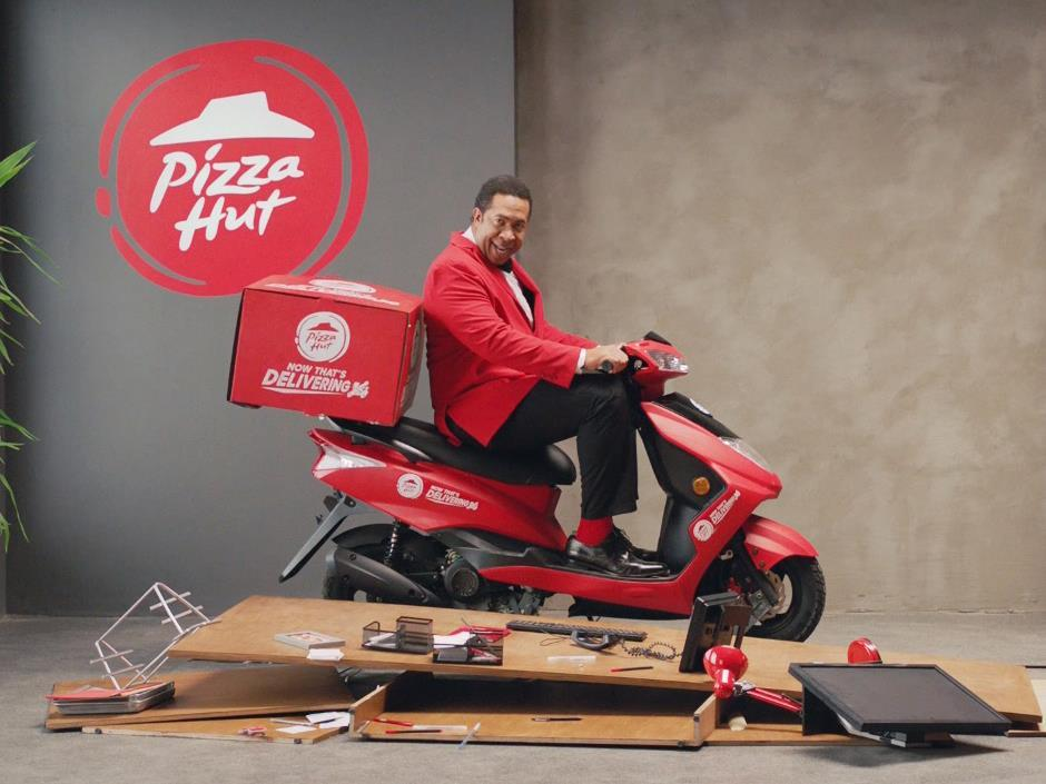 Pizza Hut Looks To Topple Rival With Delivery Campaign