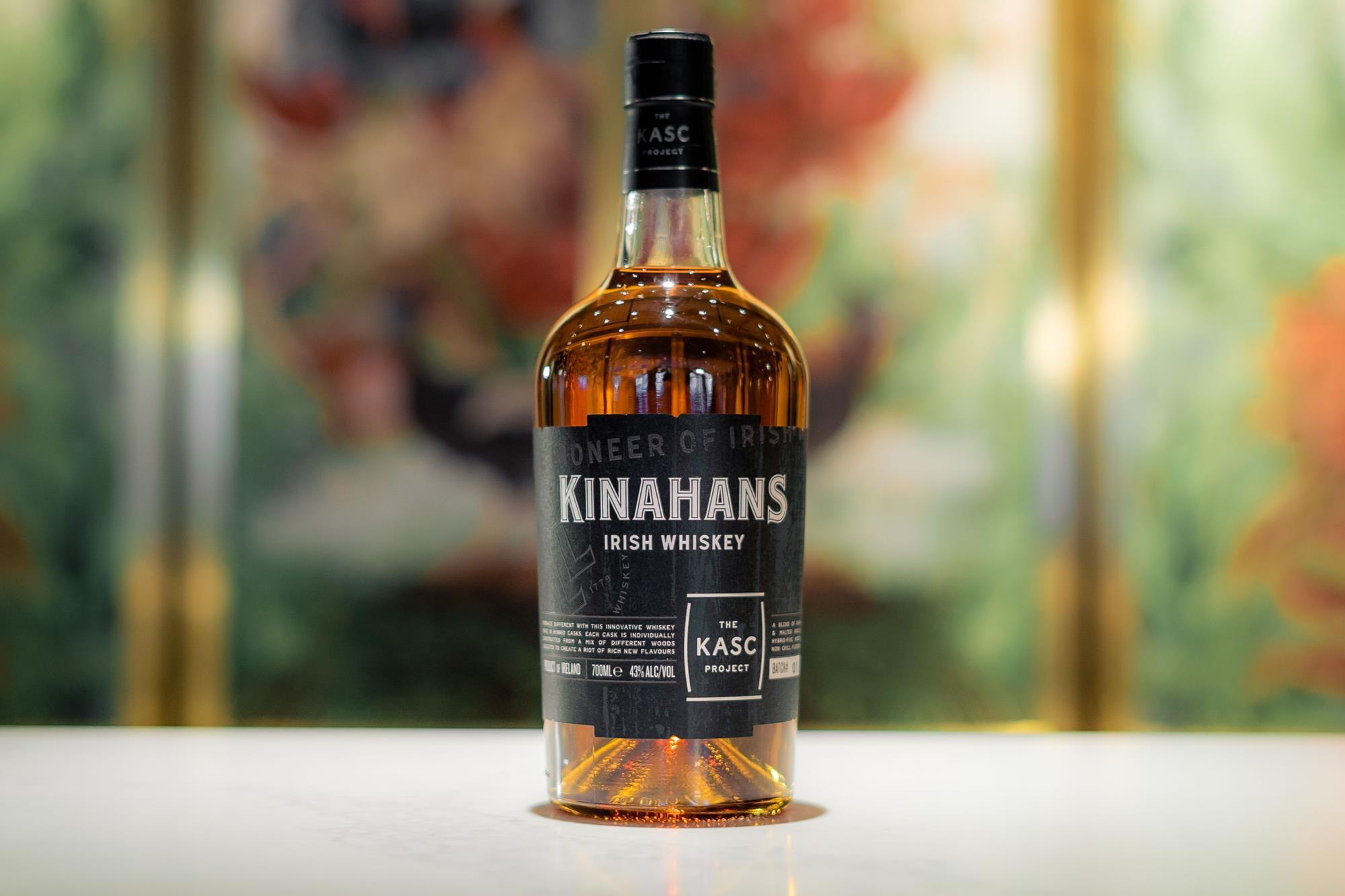 Kinahan's launches 'hybrid' The Kasc Project whiskey | News | The ...