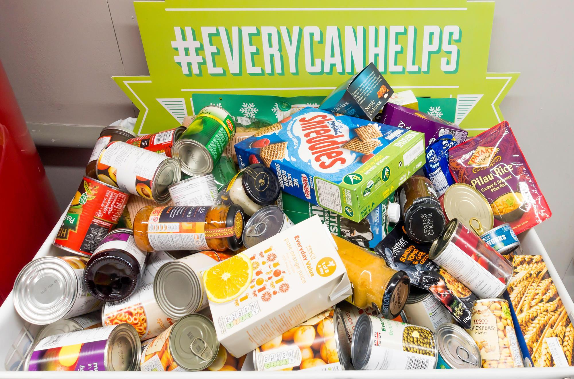Are The Supermarkets Getting Food Banks Right Analysis