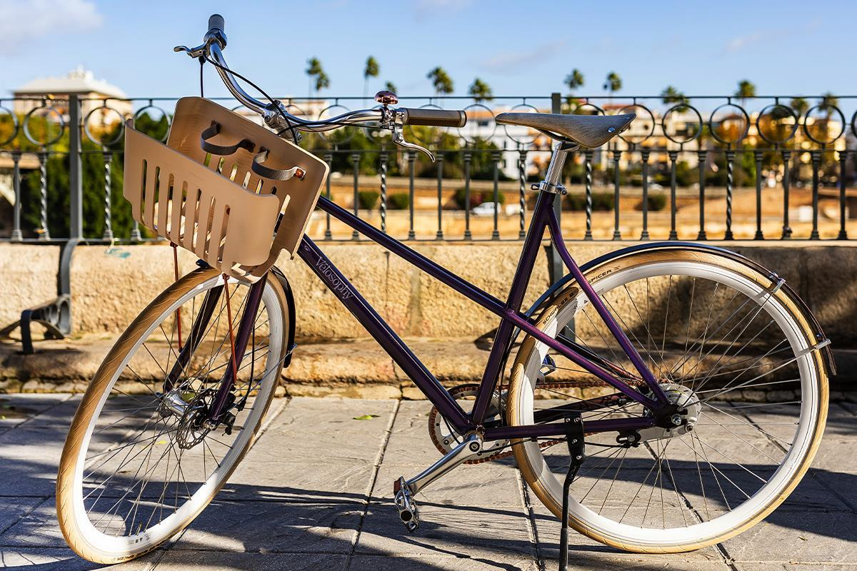 Nespresso unveils Re:Cycle bike made from used coffee