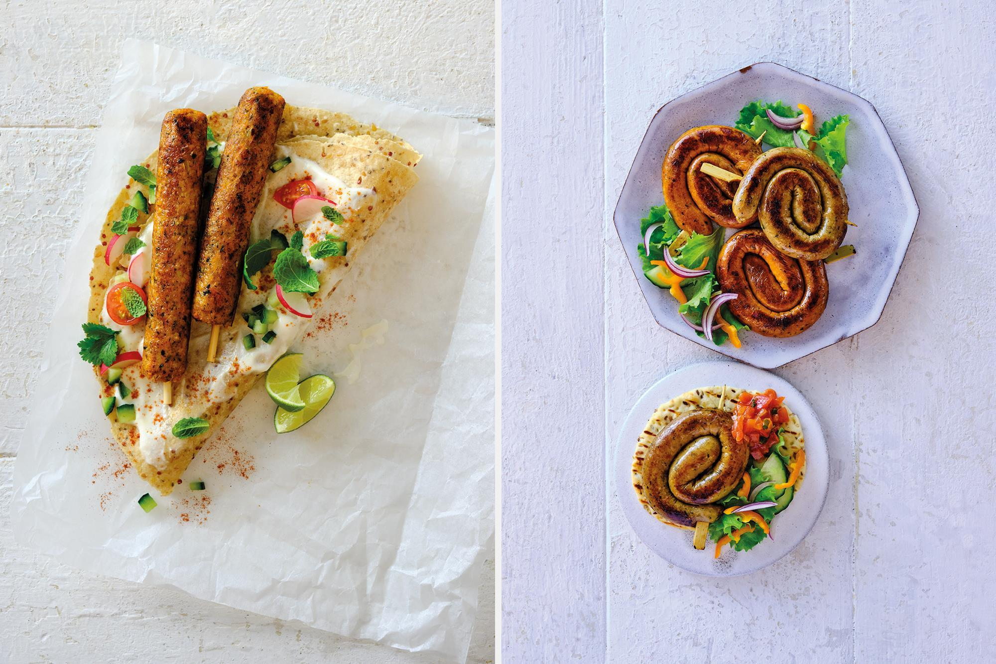 Waitrose launches vegan barbecue lines   News   The Grocer