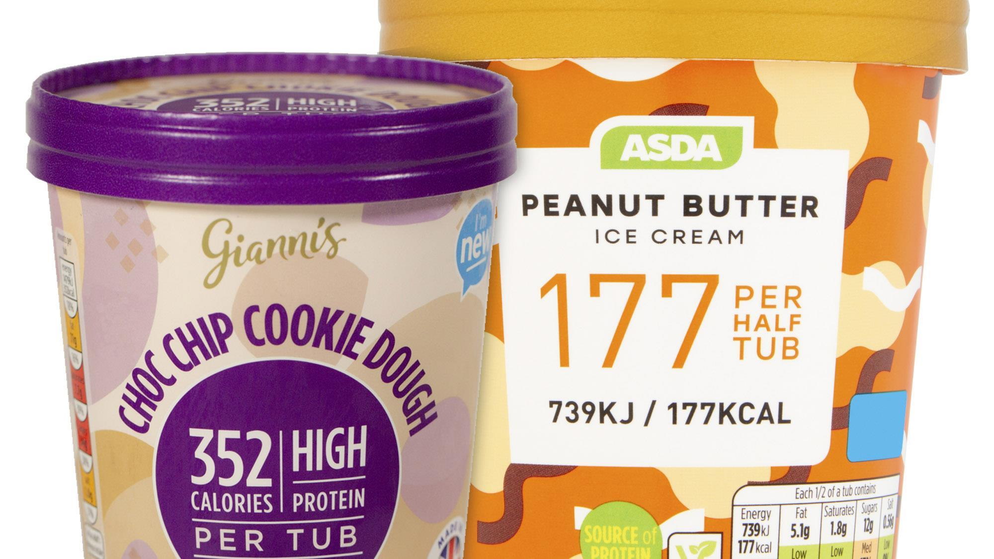 Aldi And Asda Take On Halo Top With Own Label Low Cal Ice
