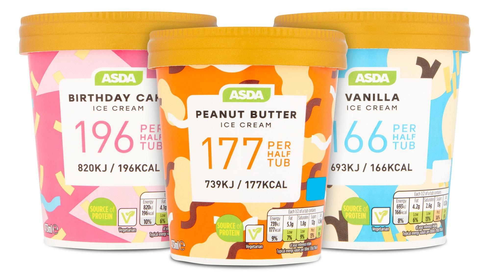 Aldi And Asda Take On Halo Top With Own Label Low Cal Ice Creams