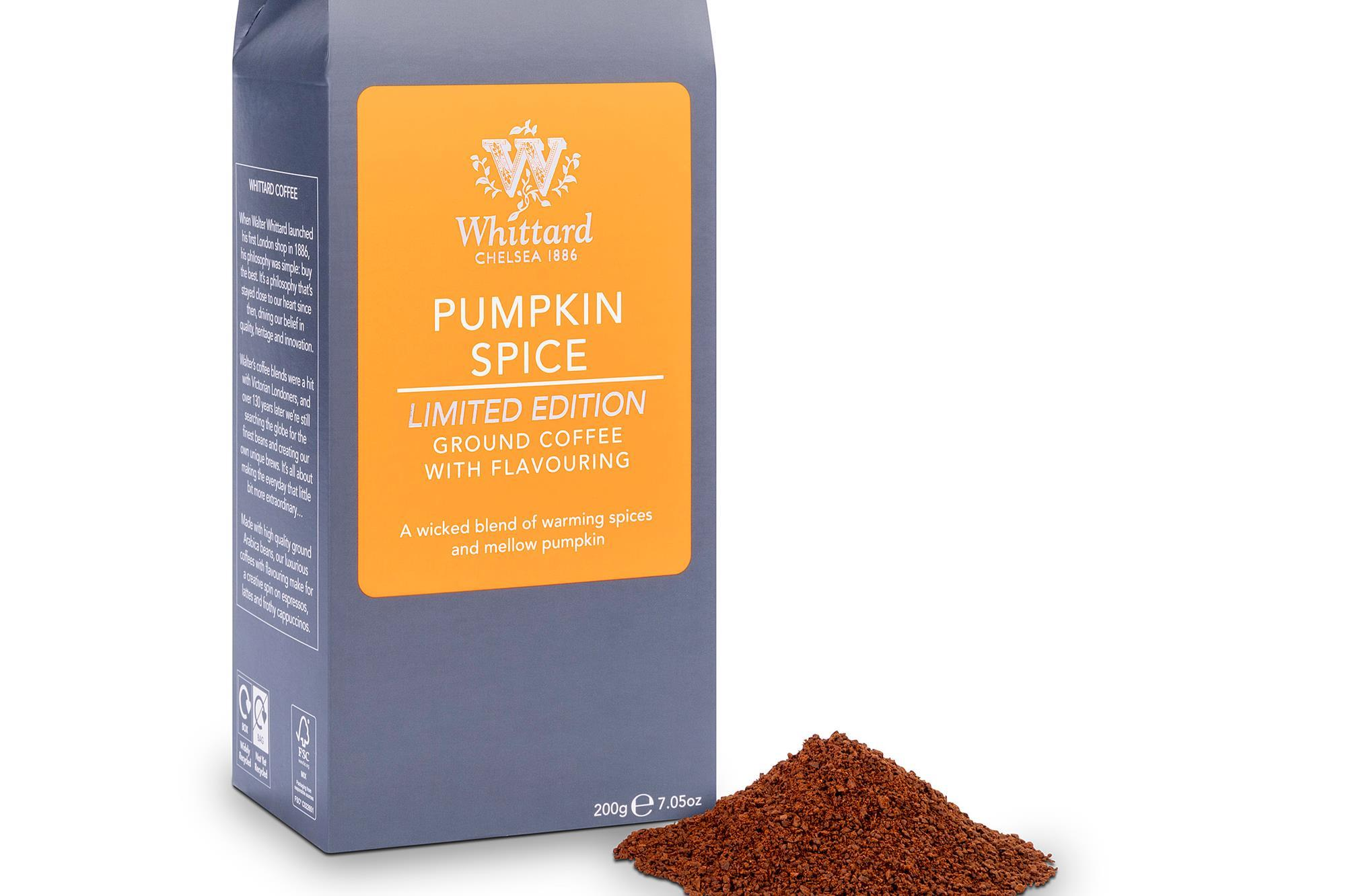 Five Pumpkin Spice Products Hitting Shelves This Autumn