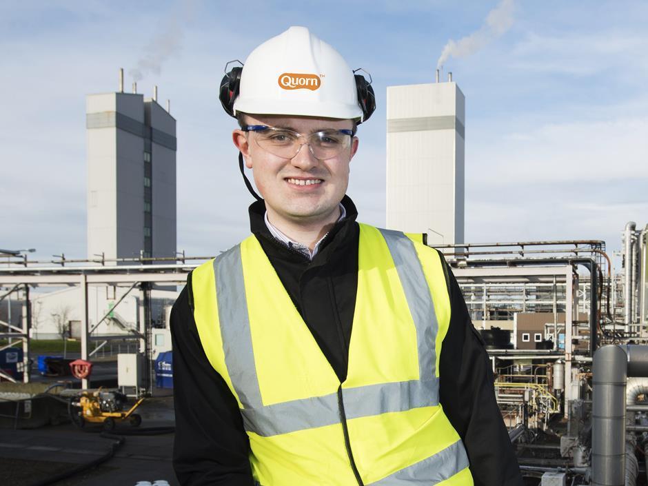 My food & drink job: Sam Smitheringale, process engineer
