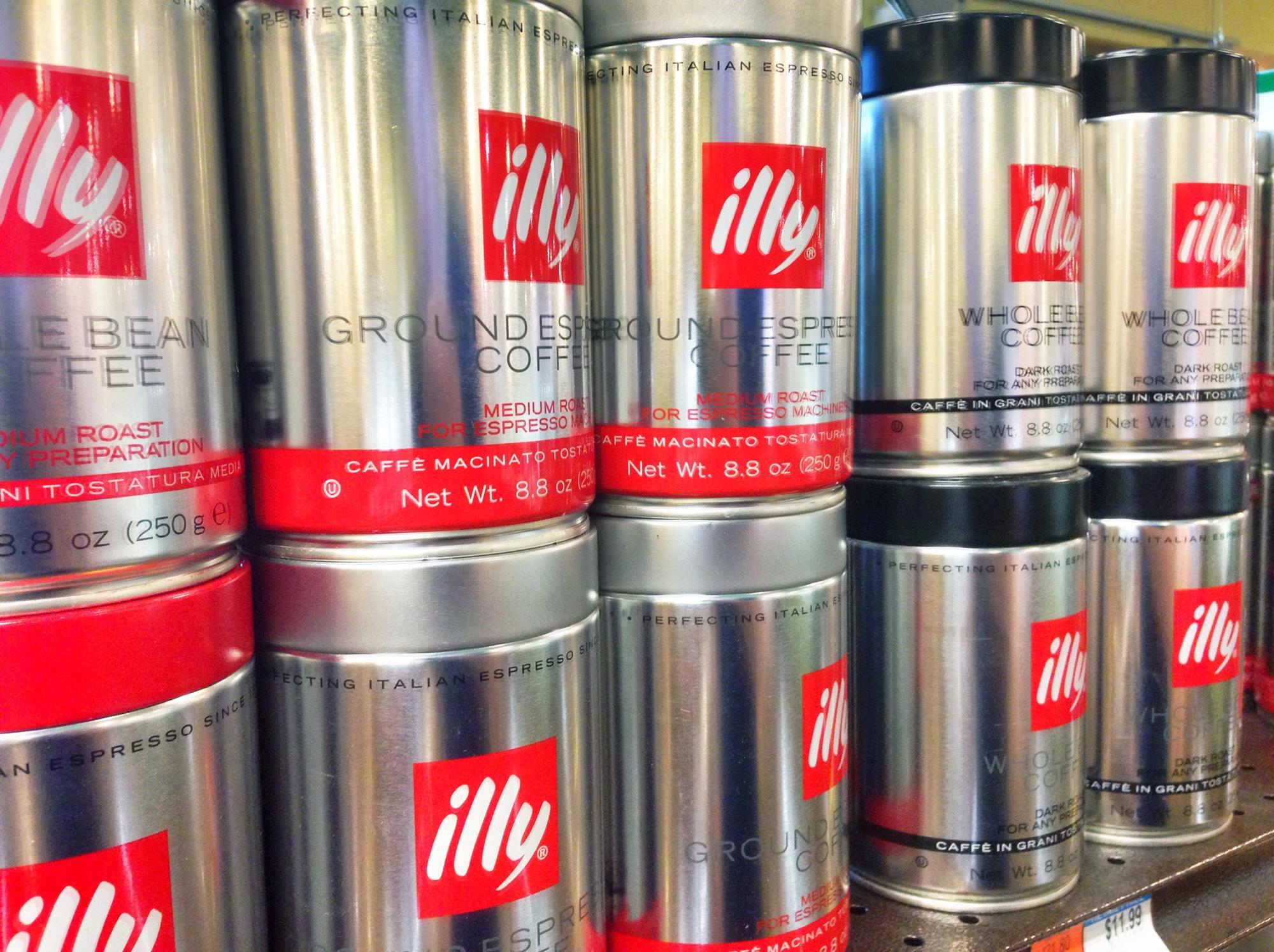 Nestlé And Jab Looking To Buy Italian Coffee Maker Illy