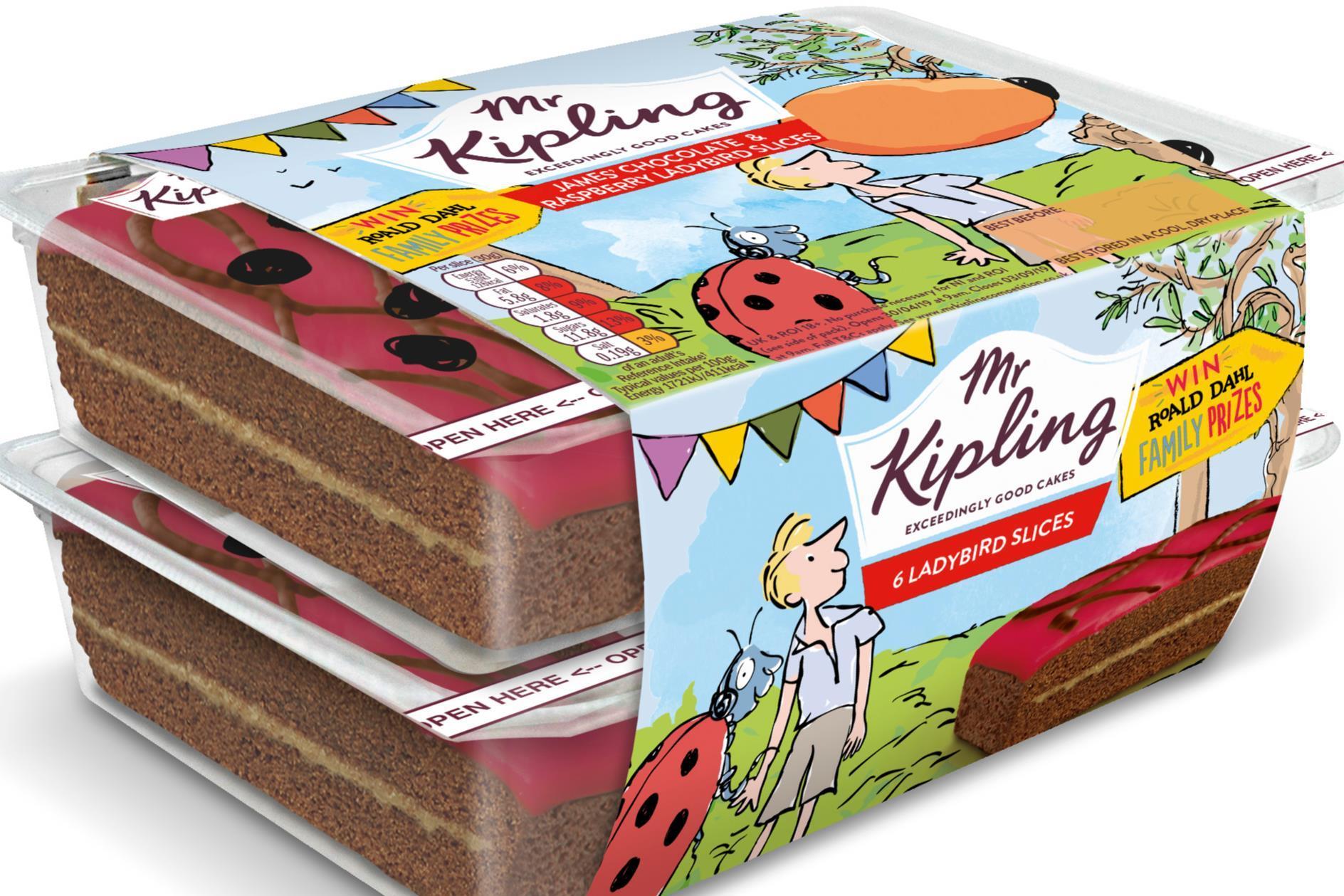 fbf624ca8a Mr Kipling brings back limited edition Roald Dahl cakes | News | The ...