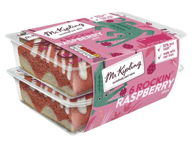 6c0792b25e Mr Kipling rolls out first reduced-sugar cake range | News | The Grocer