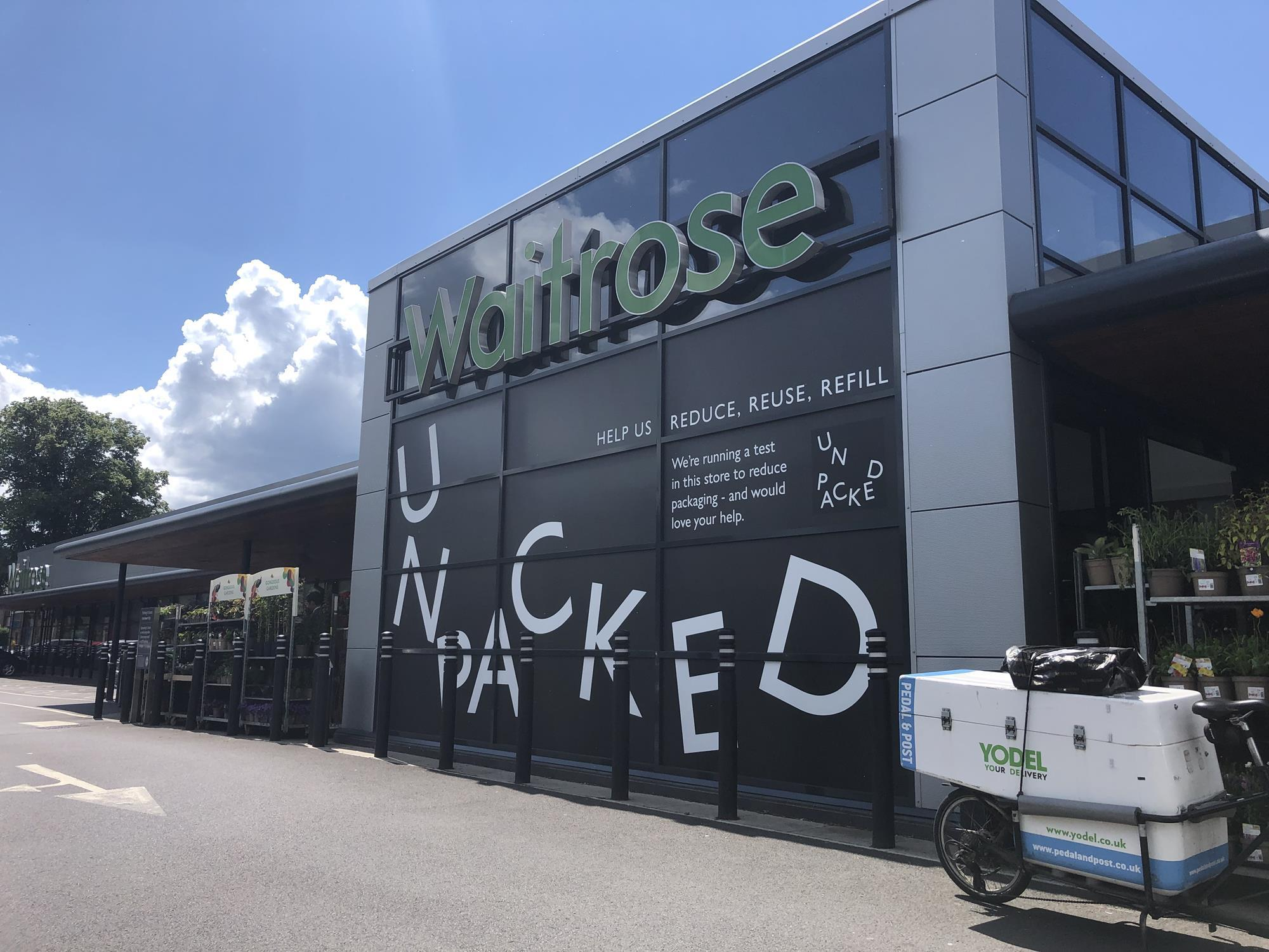 Unpacked: a closer look at Waitrose's plastic-free trial | Analysis