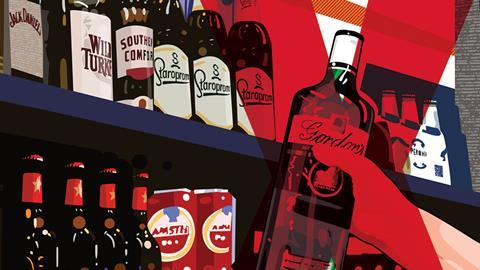Alcoholic drinks power list: who's leading the way in booze
