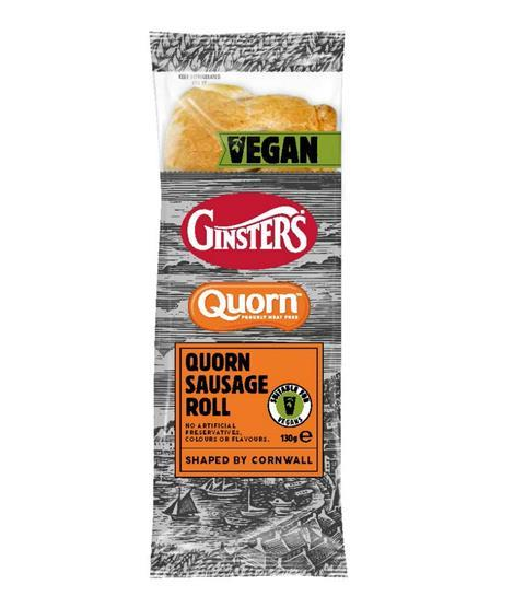 Ginsters Quorn