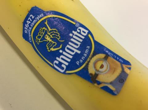 Chiquita Bananas Links With Despicable Me 3 For New Campaign News
