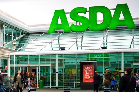 asda advertising