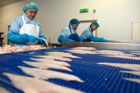 Seafood processing