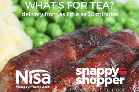 Nisa retailers reap benefits of Snappy Shopper partnership