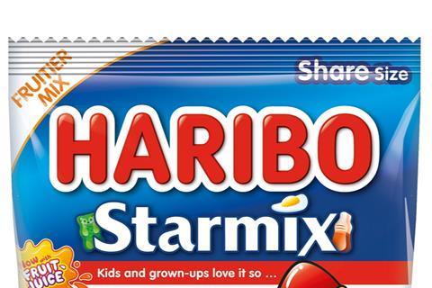 Haribo Starmix Fruitier
