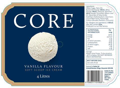 CORE Vanilla Ice Cream (002)