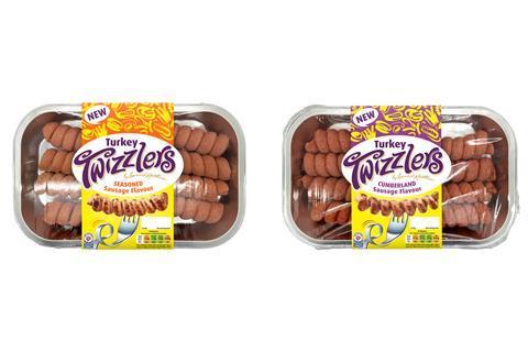 Fresh Turkey Twizzlers