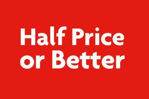 P1 half price or better Twitter