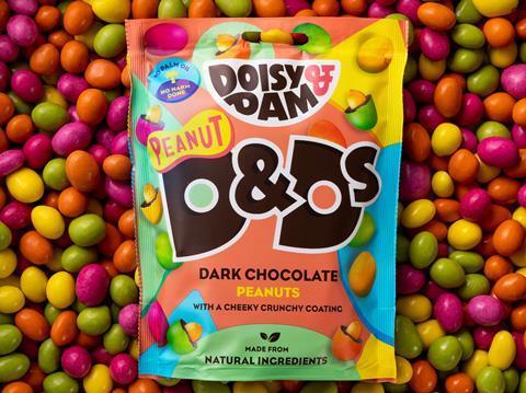 Doisy & Dam D&Ds peanut
