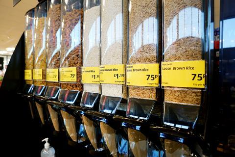 Aldi Package Free Products