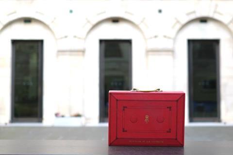 Budget HM Treasury Facebook 2