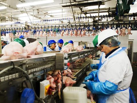 2 Sisters Food Group Has Created 300 New Roles At Its Poultry Processing Plant In Willand Devon As Part Of Plans To Extend Capacity