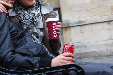 Coca Cola Hints At Costa Coffee Rtd Launch But Details