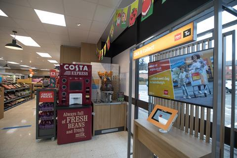 Sainsbury's Melbourne Click and Collect
