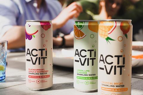 Acti-Vit functional drinks