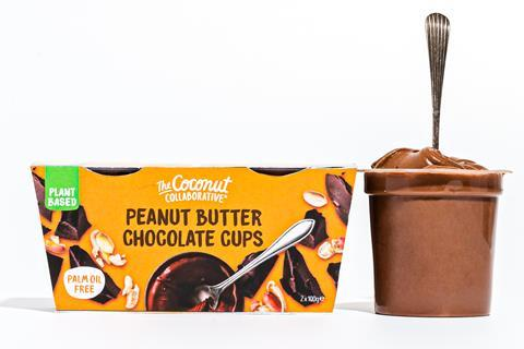 The Coconut Collaborative Peanut Butter & Chocolate Cups