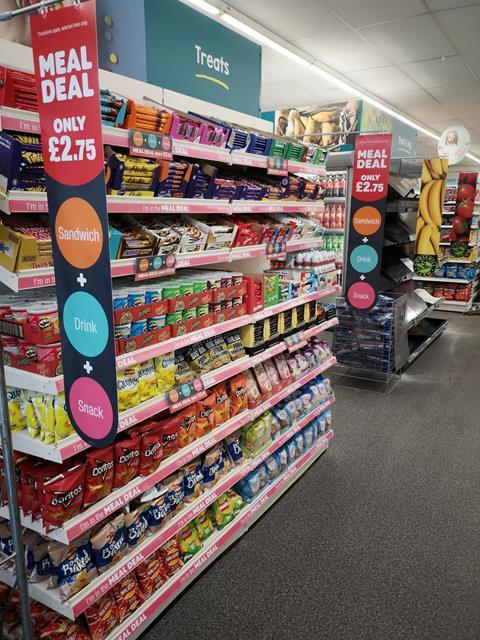 Poundland Local Treats and meal deals
