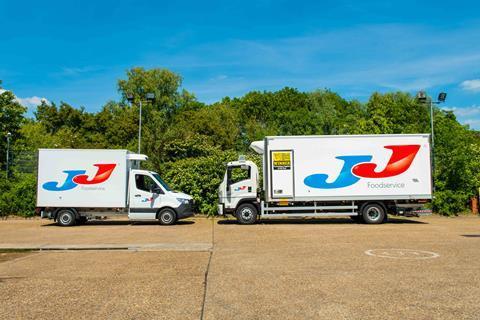 JJ Smaller Vehicle