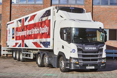 Aldi x Team GB Design a Lorry competition 3