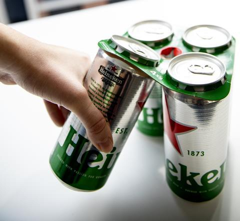 Heineken Cardboard Topper_1