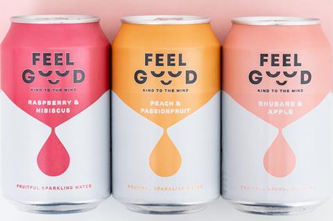 FEEL GOOD DRINKS Climate Positive 8