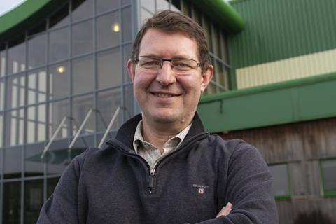 Richard Fell joins Branston's prepared team as managing director