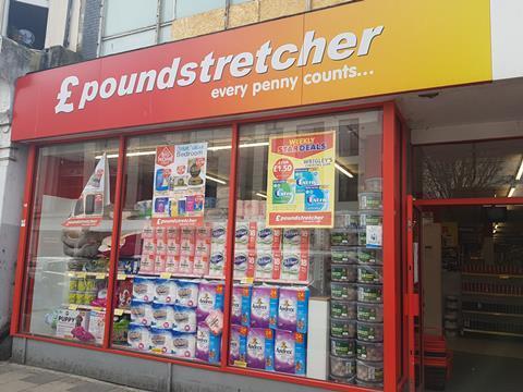 Poundstretcher Brighton