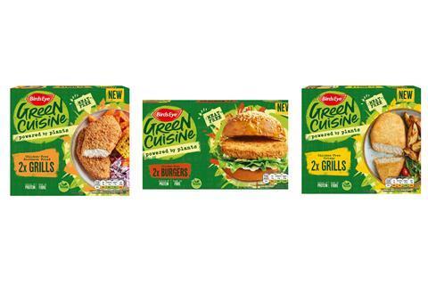 Green Cuisine chicken-free